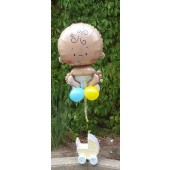Baby Balloon with Pinata