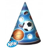 Action Sports Party Hats
