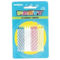 C Multi Spiral Candles