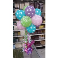 Balloon Centerpieces with Weight
