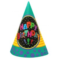 Infinite Birthday Party Hats