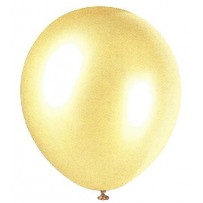 Gold Pearlized Balloons