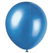 Sapphire Blue Pearlized Balloons