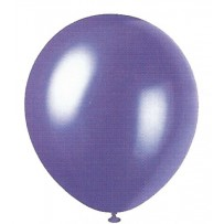 Concord Purple Pearlized Balloons